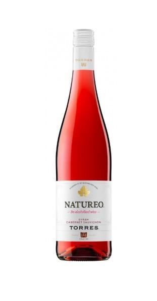 Natureo Syrah/Cabernet – Alkoholfri Rose fra Torres